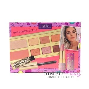 Tarte x Whitney Simmons Makeup Favorites Kit